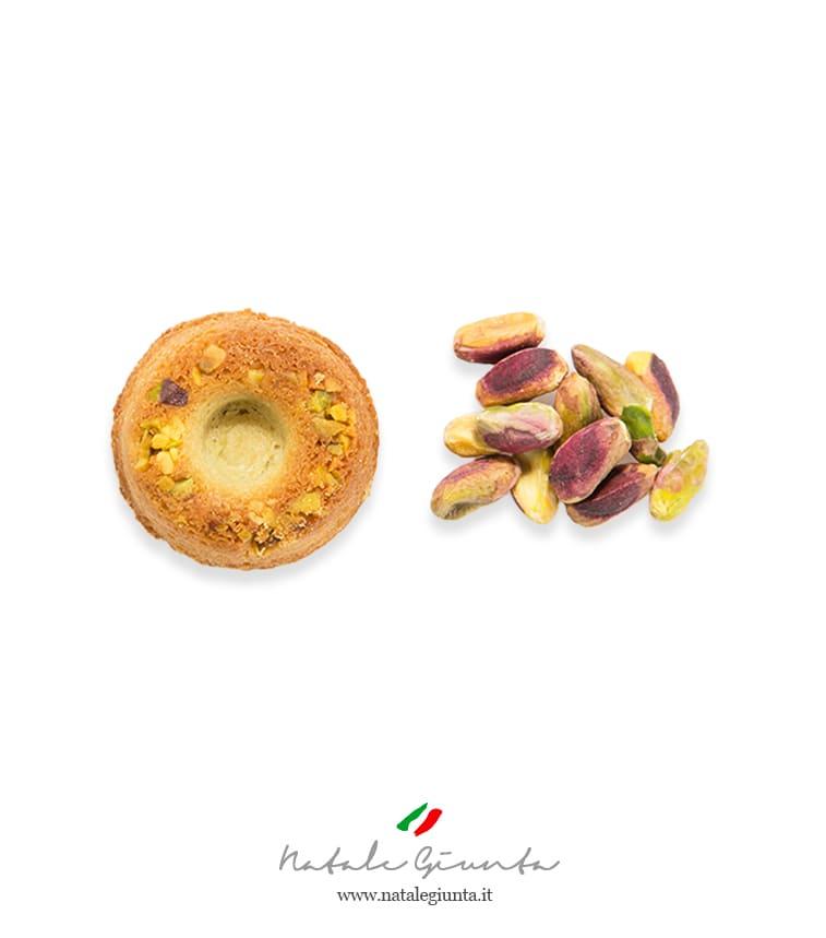 Anelli al pistacchio