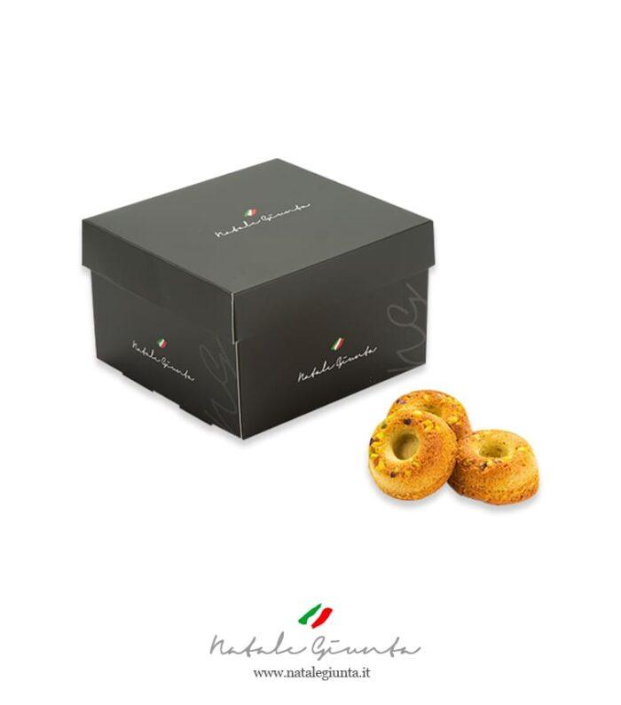 Anelli pistacchio box