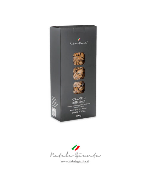 Cavatelli integrali 2
