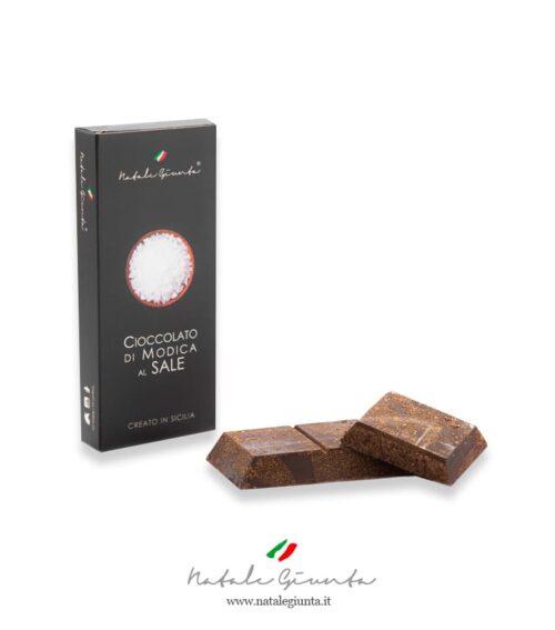 Cioccolato al sale