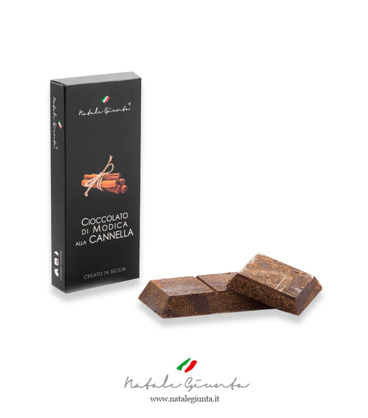 Cioccolato alla cannella