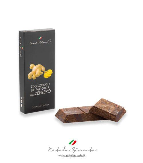 Cioccolato allo zenzero