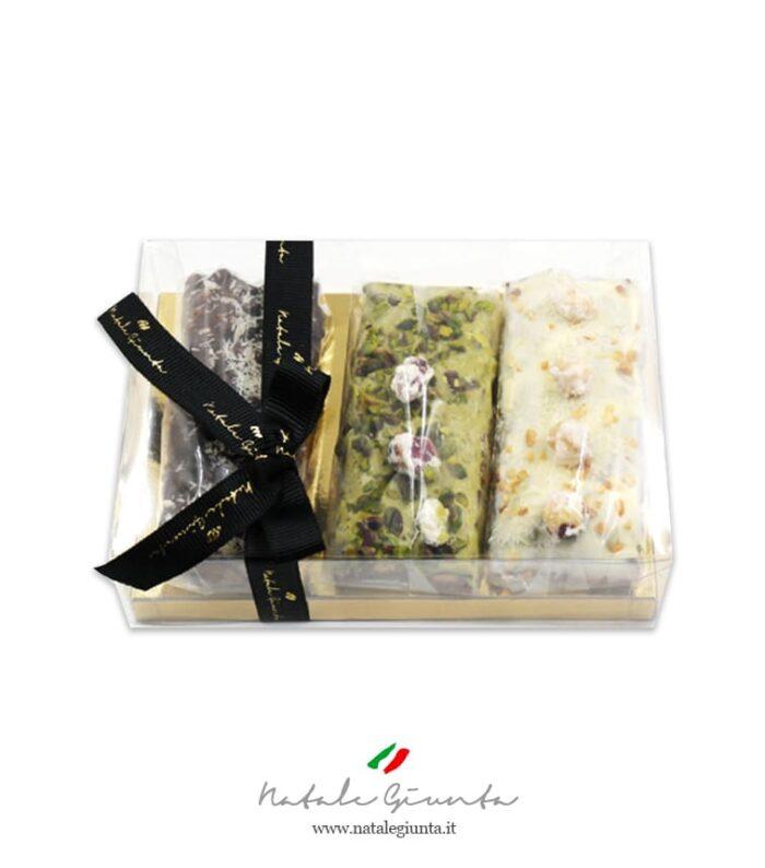 Torroni siciliani box da 3