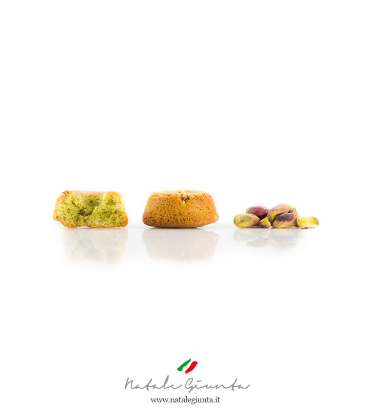 Tris anelli al pistacchio