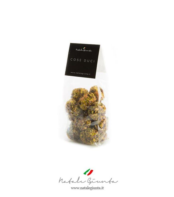 dessert mandorle al pistacchio