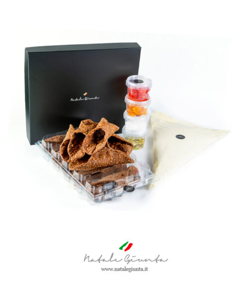 Kit cannoli siciliani espressi