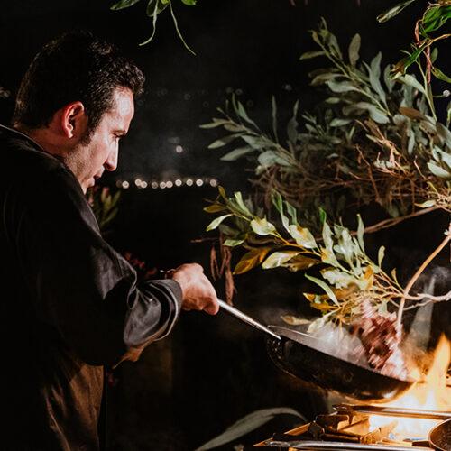 angolo della cucina creativa