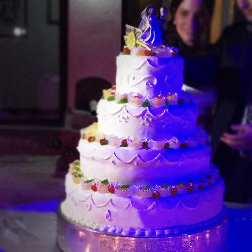 wedding cassata