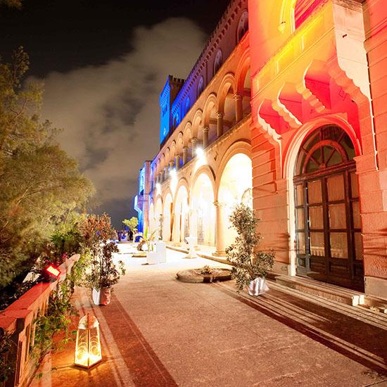 Castello Utveggio, Palermo