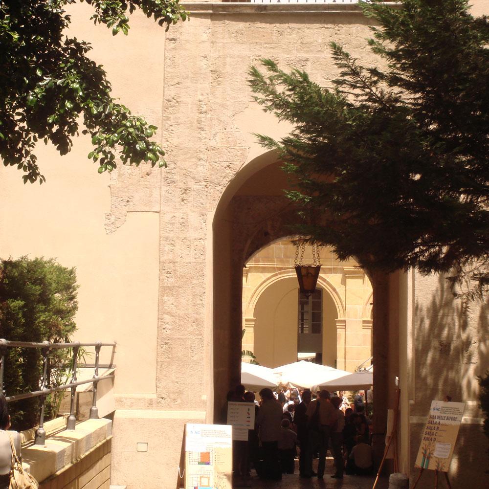 Palazzo Sclafani Palermo