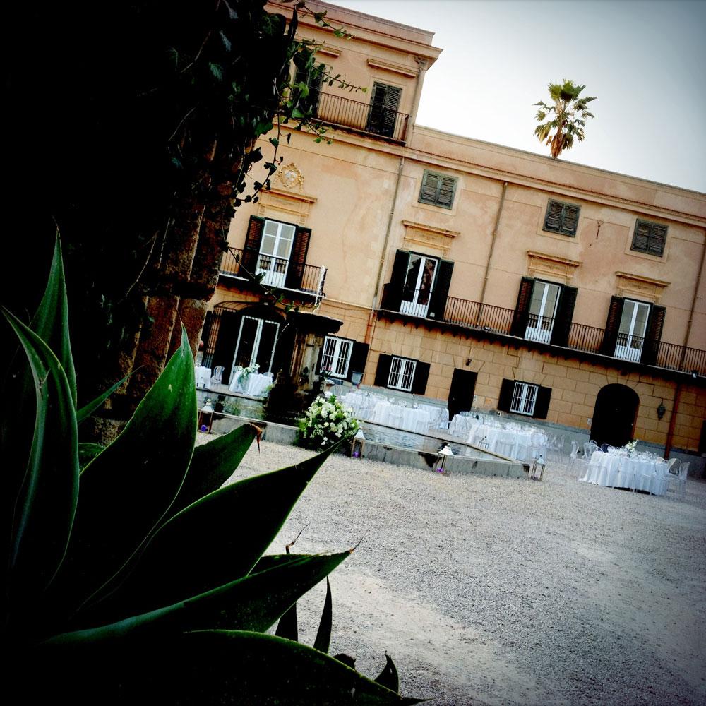 Villa Bordonaro, Palermo