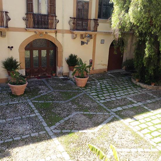 Villa Martorana Genuardi Palermo
