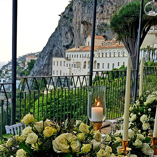 NH Collection Grand Hotel Convento di Amalfi