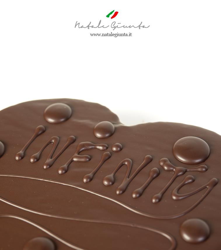 Torta Infinity al Cioccolato