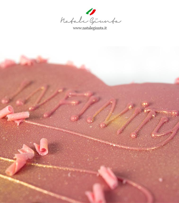 Torta Infinity Ruby