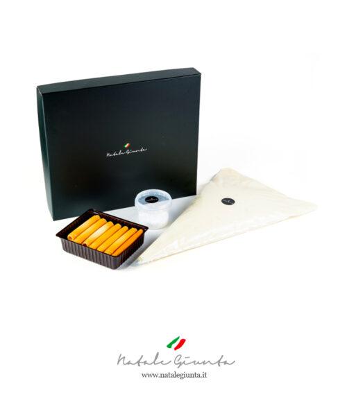 kit sigarette con ricotta