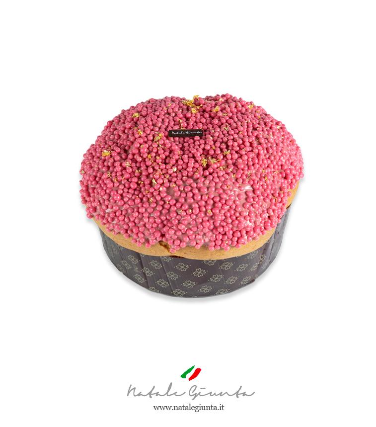 Panettone Ruby Foglia Oro Chef Natale Giunta