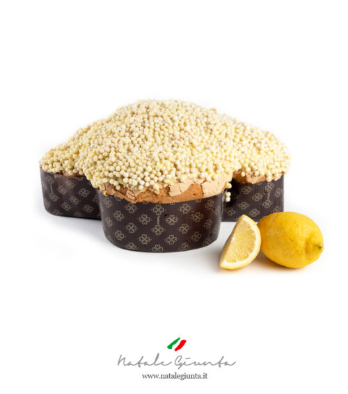 Colomba al limoncello + vasetto